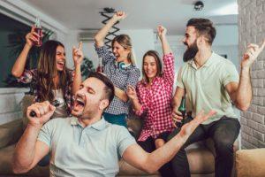 קריוקי בבית - מותר מבחינת רעש?